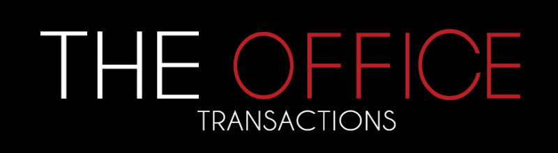 The Office Transactions